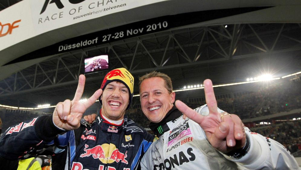 Race of Champions 2011 (2) - Bildquelle: SAT.1/Race of Champions