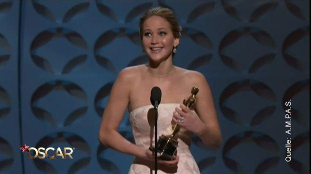 Oscars ® 2018 - Oscar Warm Up: Der unglaubliche Erfolg von Jennifer Lawrence