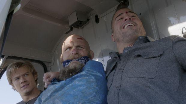 Macgyver - Macgyver - Staffel 1 Episode 13: Camping In Kasachstan