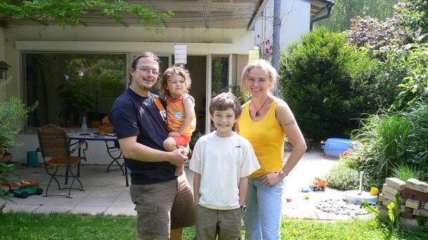 Familie Barth hat den Entschluss gefasst, mit ihren beiden Kindern nach Spani...