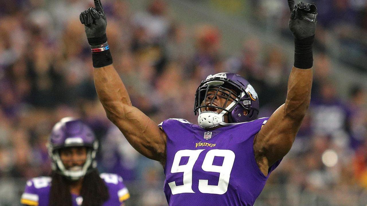 Defensive End: Danielle Hunter (Minnesota Vikings) - Bildquelle: Getty