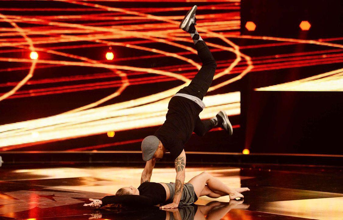 Got-To-Dance-Fiona-Lawrence-06-SAT1-ProSieben-Willi-Weber - Bildquelle: SAT.1/ProSieben/Willi Weber
