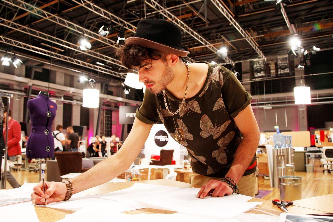 Fashion-Hero-Epi01-Atelier-53-ProSieben-Richard-Huebner - Bildquelle: ProSieben / Richard Huebner