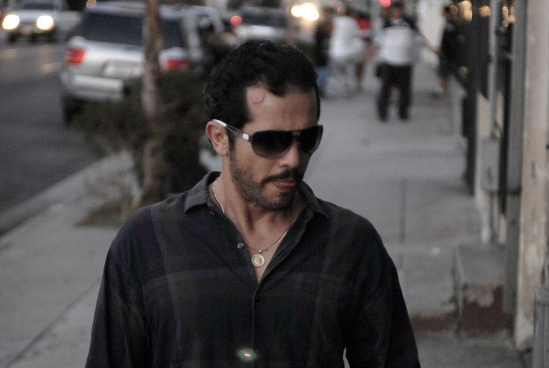Beseelt von Rachegefühlen: Geldtransportchauffeur Felix De La Pena (John Leguizamo), der sein Leben davonschwimmen sieht ... - Bildquelle: 2008 Boyle Heights, LLC. All Rights Reserved.