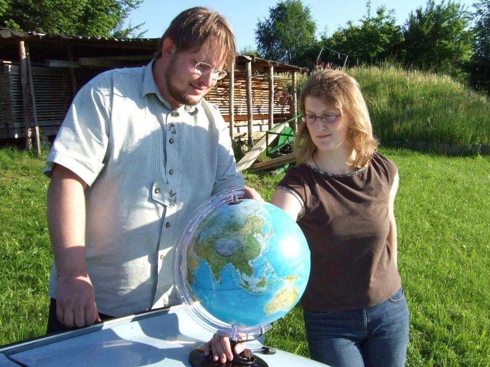 Weites Land und unberührte Natur! - Davon schwärmen Jana Riedler (r.) und Torsten Wagner (l.) aus Jena, wenn sie an Kanada denken. - Bildquelle: kabel eins
