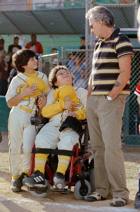 """Um den Titel der Baseball-Meisterschaften zu gewinnen, müssen die schlappen """"Bears"""" ihre grössten Konkurrenten, die """"Yankees"""", besiegen. Eine schw... - Bildquelle: TM &   Paramount Pictures. All Rights Reserved."""