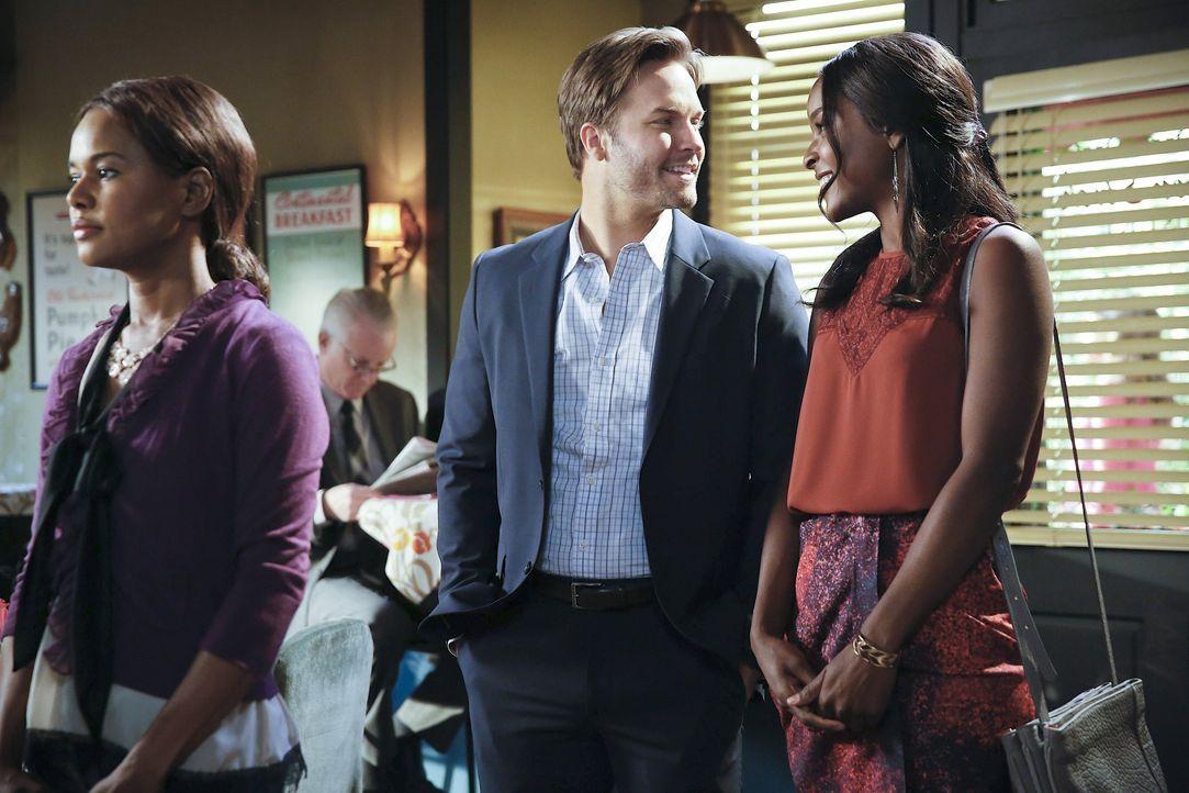 Staffel 3, Folge 9 - George und Lynly - Bildquelle: Warner Bros. Entertainment Inc.