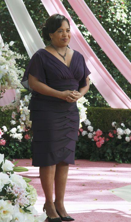 Übernimmt eine wichtige Rolle bei der Zeremonie von Callie und Arizona: Bailey (Chandra Wilson) ... - Bildquelle: ABC Studios