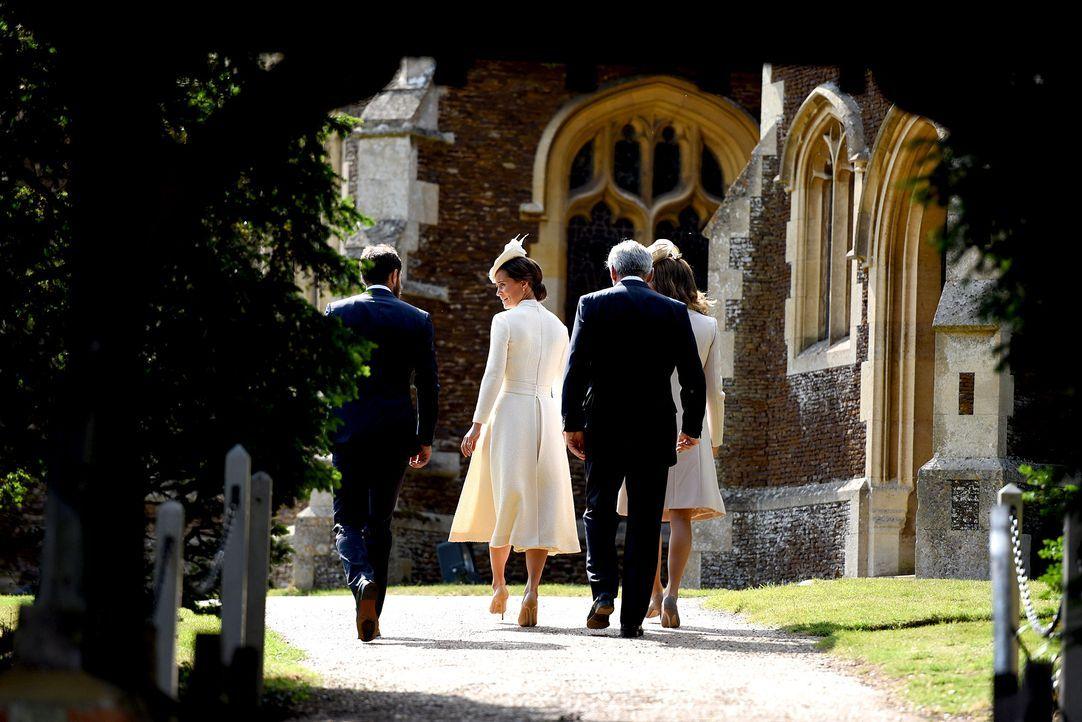 Taufe-Prinzessin-Charlotte-15-07-05-23-AFP - Bildquelle: AFP