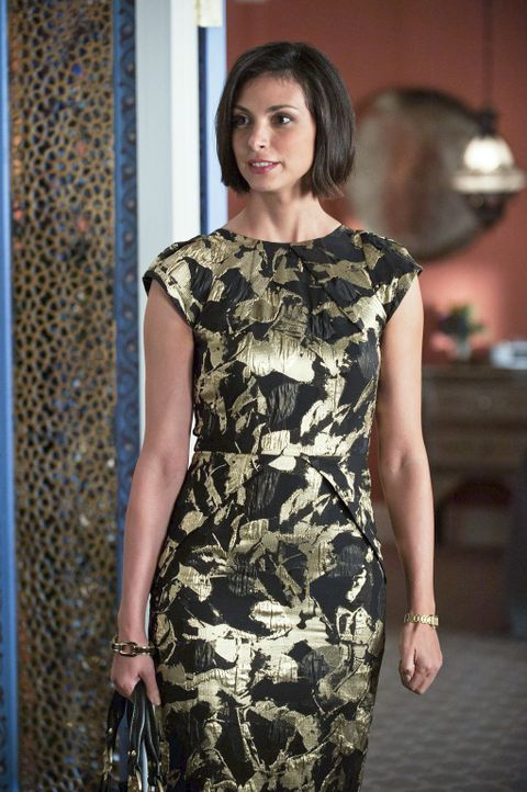 Wird Erica Flynn (Morena Baccarin) wirklich ihren Geliebten verraten und mit Jane und Lisbon zusammenarbeiten? - Bildquelle: Warner Bros. Television