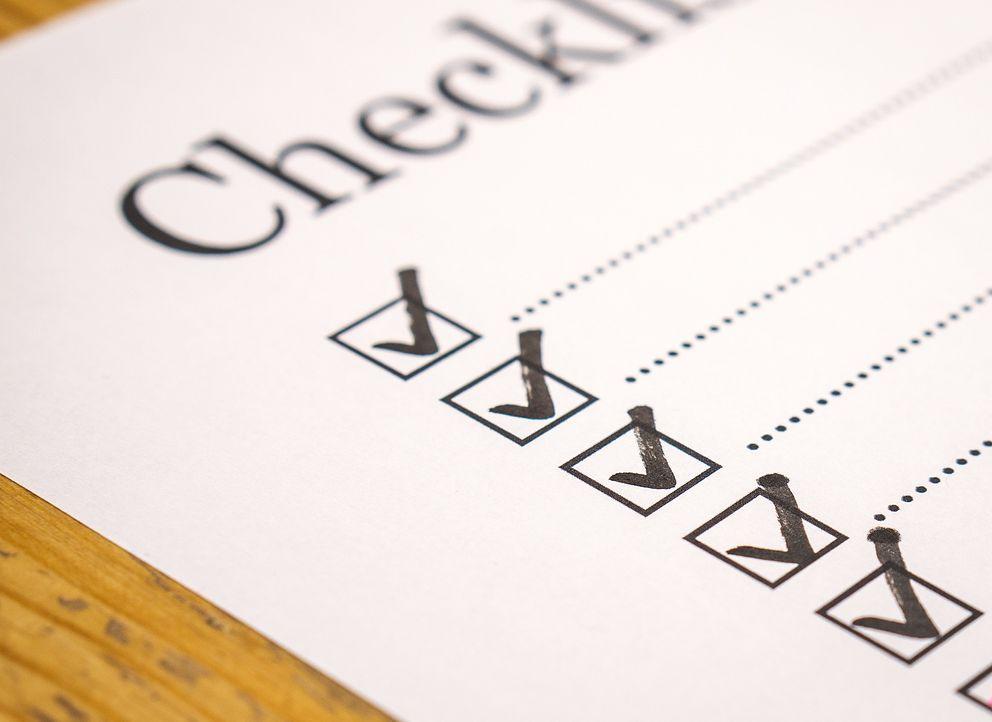 checklist-2077018_1920 - Bildquelle: Pixabay