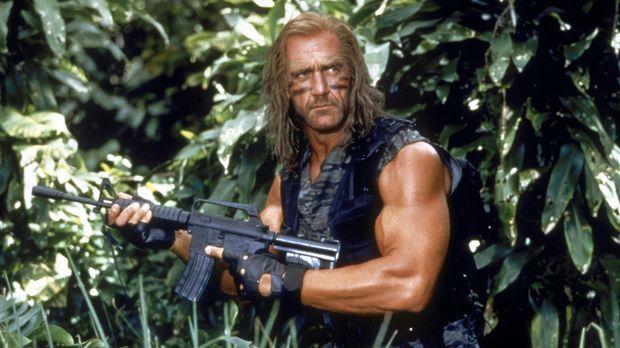 Retter in großer Not: Mike McBride (Hulk Hogan) ... © Alliance Entertainment