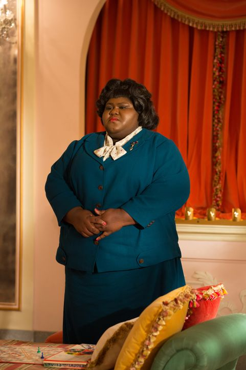 Während Regina (Gabourey Sidibe) ihre Mutter bei den Motts besuchen will, nutzt Stanley jede Chance, um an eines der besonderen Einzelstücke fürs Mu... - Bildquelle: 2014-2015 Fox and its related entities. All rights reserved.