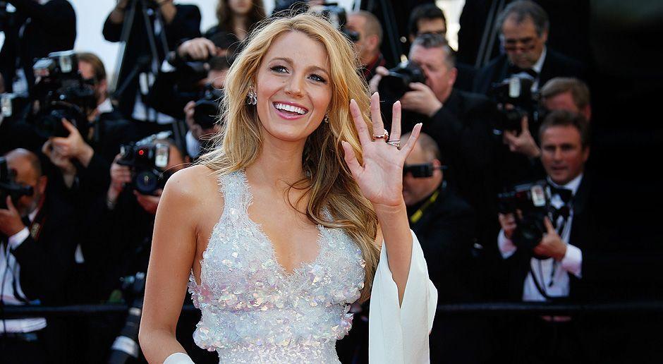 Cannes-Filmfestival-Blake-Lively-14-05-15-AFP - Bildquelle: AFP