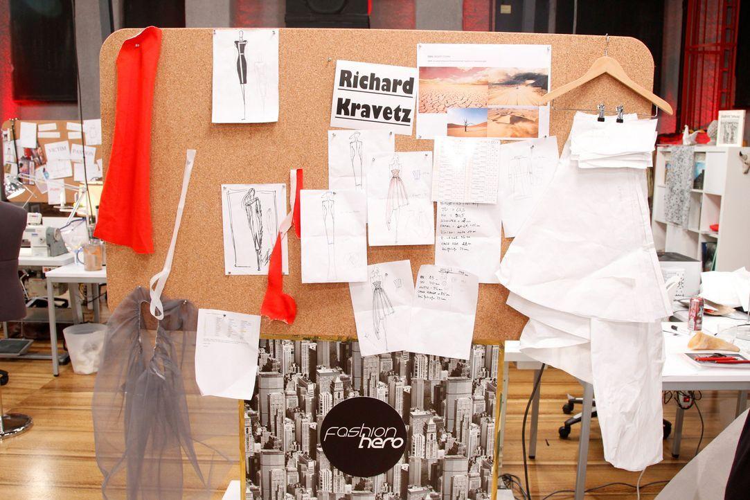 Fashion-Hero-Epi03-Atelier-19-Pro7-Richard-Huebner - Bildquelle: Richard Hübner / Pro 7