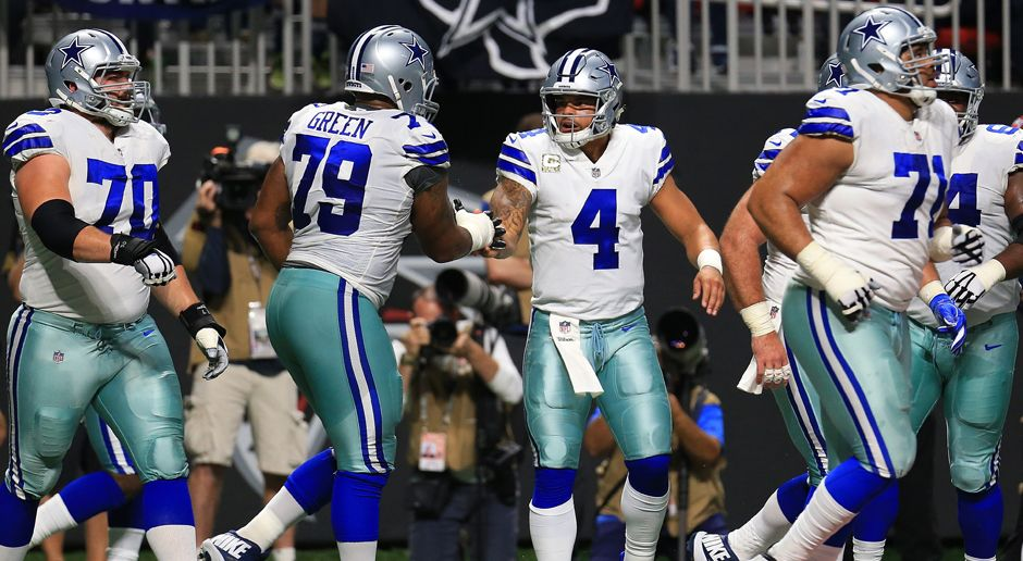 Dallas Cowboys - Bildquelle: 2017 Getty Images