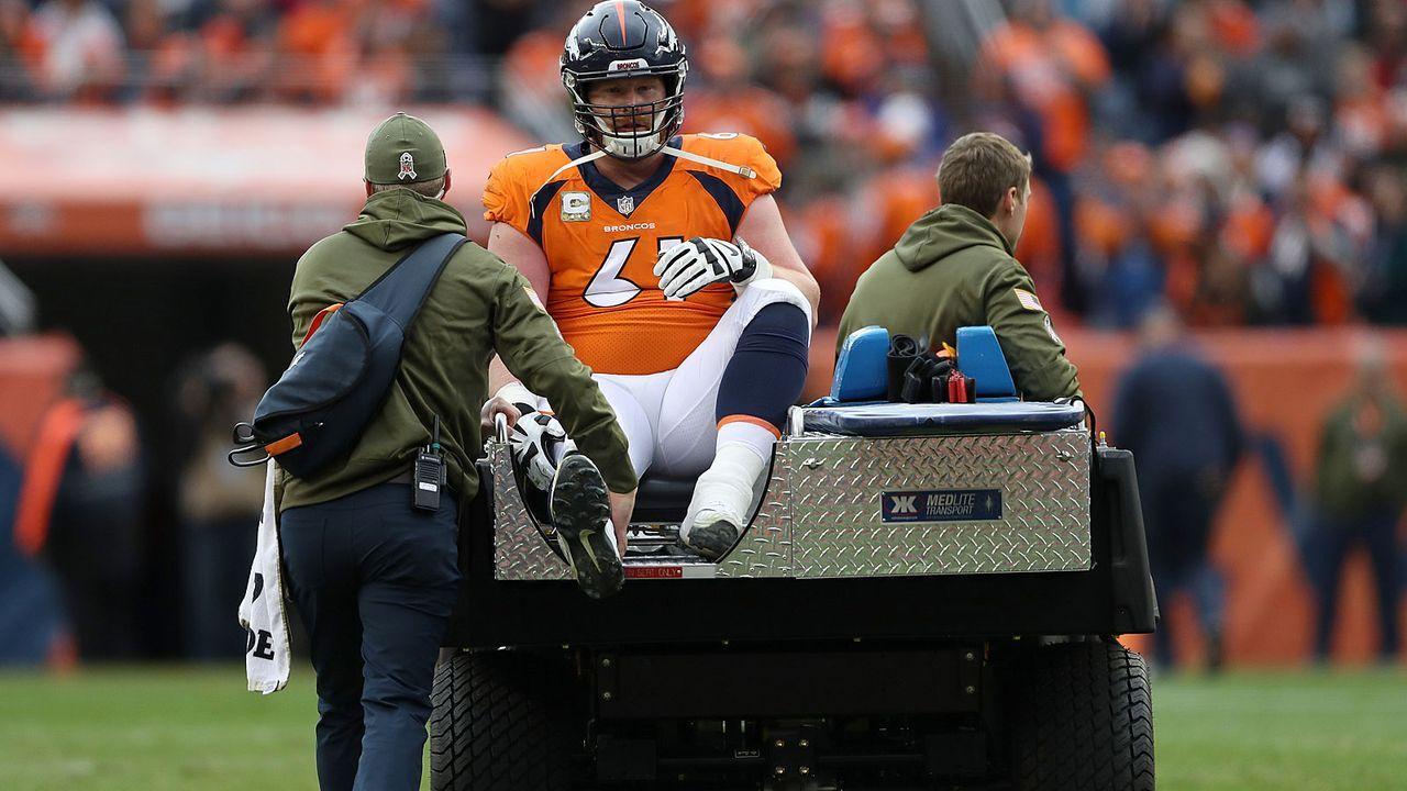 Matt Paradis (Denver Broncos) - Bildquelle: Getty Images