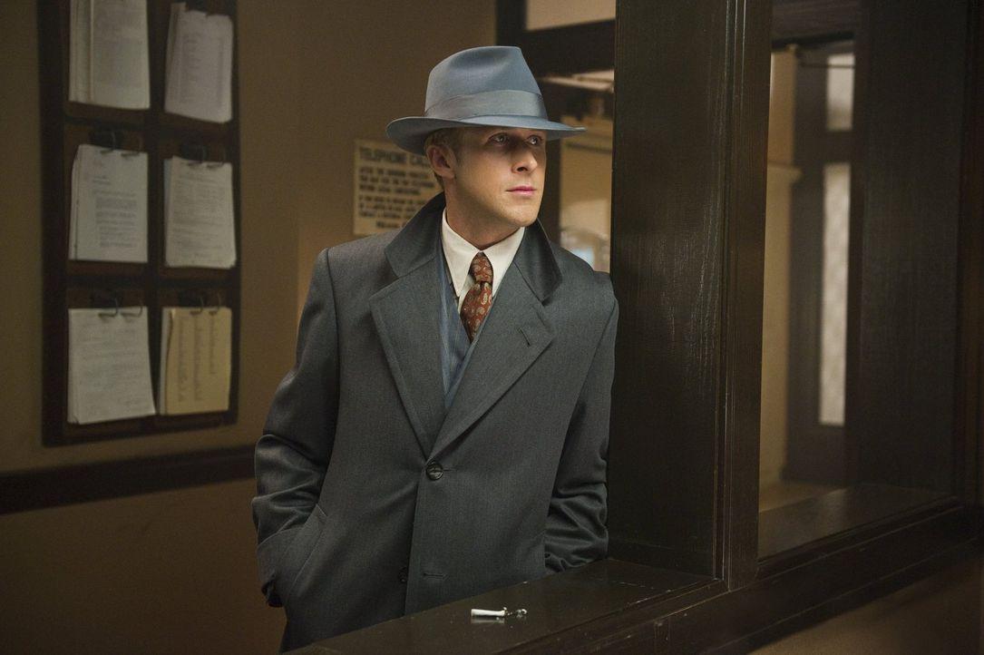 """Unter der Leitung von John O'Mara wird in Los Angeles zum Ende der Prohibition eine Einheit für die organisierte Kriminalität, der """"Gangster Squad"""",... - Bildquelle: Warner Brothers"""