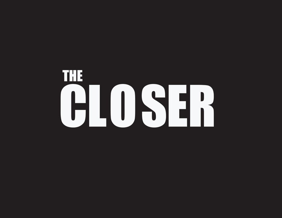 """THE CLOSER"" - Logo - Bildquelle: Warner Brothers"