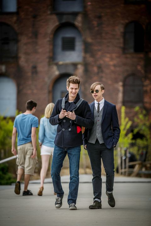 the-amazing-spider-man-2-11-Sony-Pictures - Bildquelle: 2013 Sony Pictures Releasing GmbH