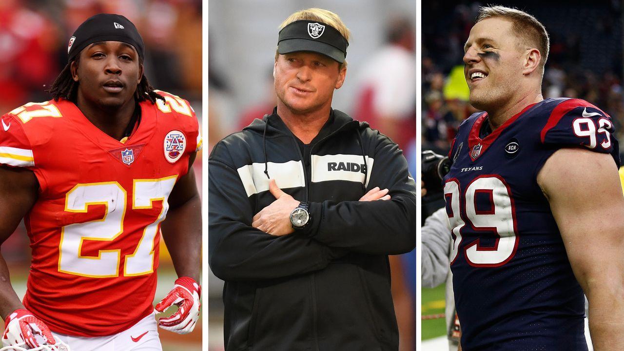 NFL: Die Gewinner und Verlierer der Regular Season 2018 - Bildquelle: Getty Images