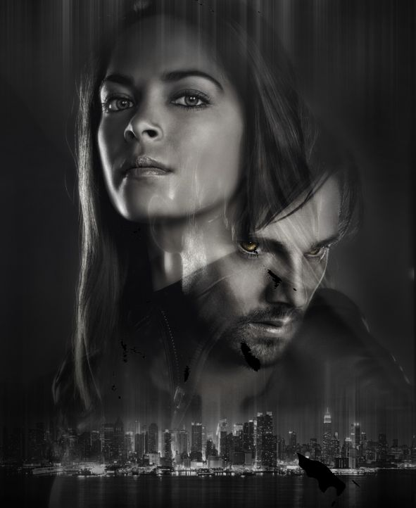 (4. Staffel) - BEAUTY AND THE BEAST - Artwork - Bildquelle: 2016 The CW Network. All Rights Reserved.