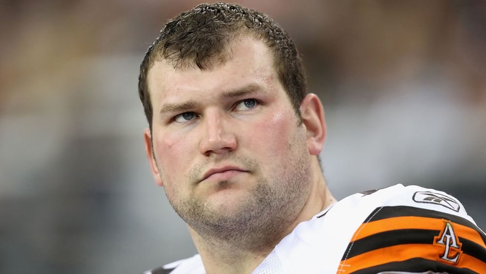 Joe Thomas hinterlässt in der Offensive Line der Cleveland Browns eine große... - Bildquelle: Getty Images