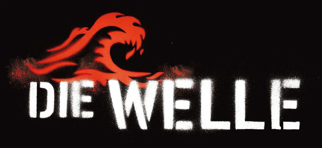 Die Welle - Logo - Bildquelle: Constantin Film
