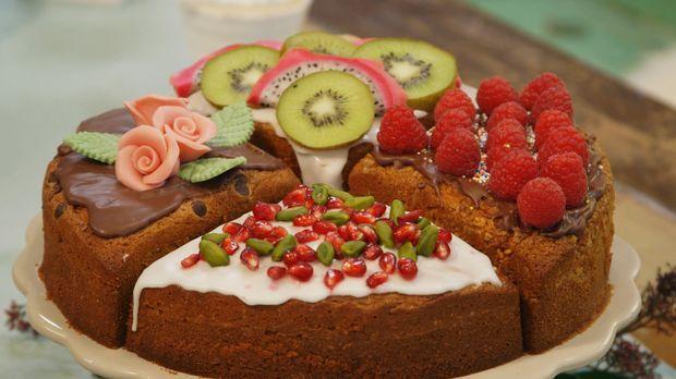 Enies 4 viertel kuchen for Kuchen zusammenstellen programm