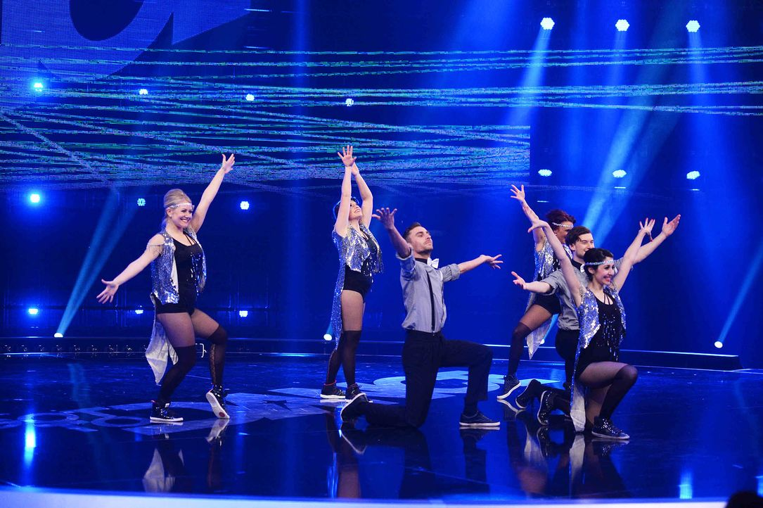 Got-To-Dance-CreaTionZ-04-SAT1-ProSieben-Willi-Weber - Bildquelle: SAT.1/ProSieben/Willi Weber