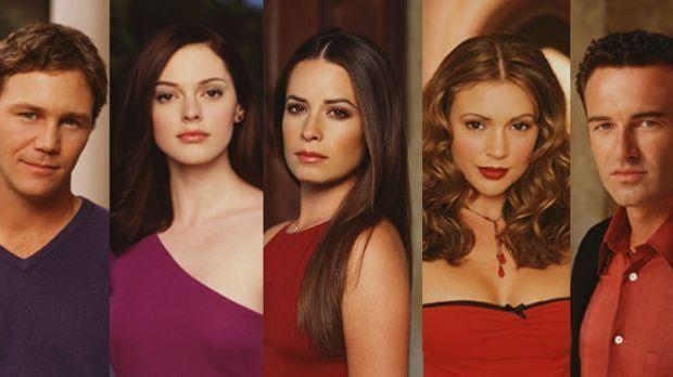 """Ab Freitag, den 25. April läuft """"Charmed"""" wieder auf sixx. Unbeding..."""