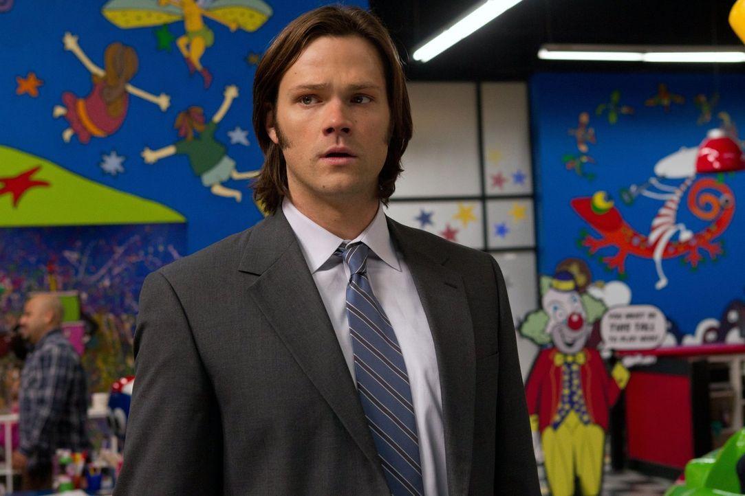 Ein neuer Fall führt die Brüder Sam (Jared Padalecki) und Dean nach Kansas, wo sich Sam seiner Kindheitsangst stellen muss ... - Bildquelle: Warner Bros. Television