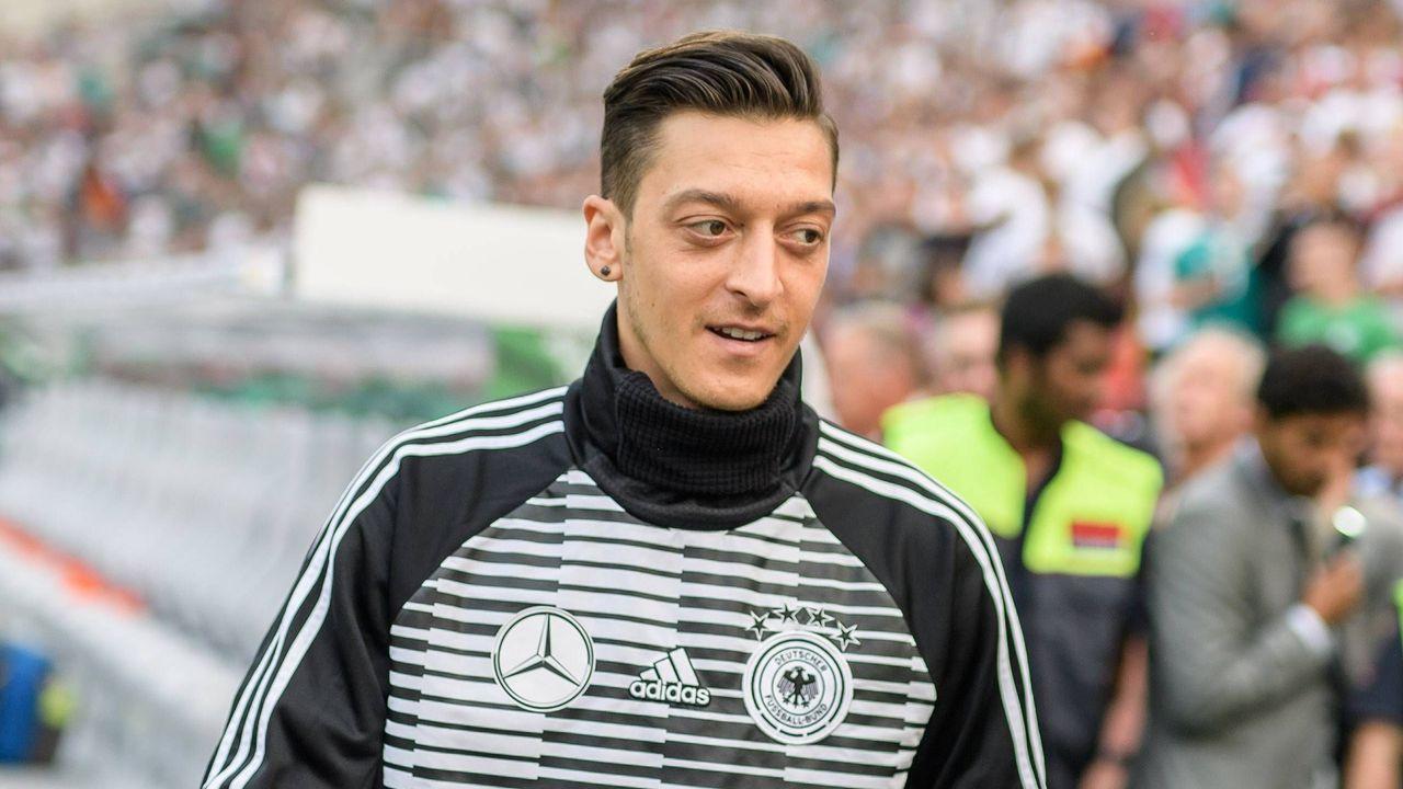 Verlierer: Mesut Özil - Bildquelle: Imago