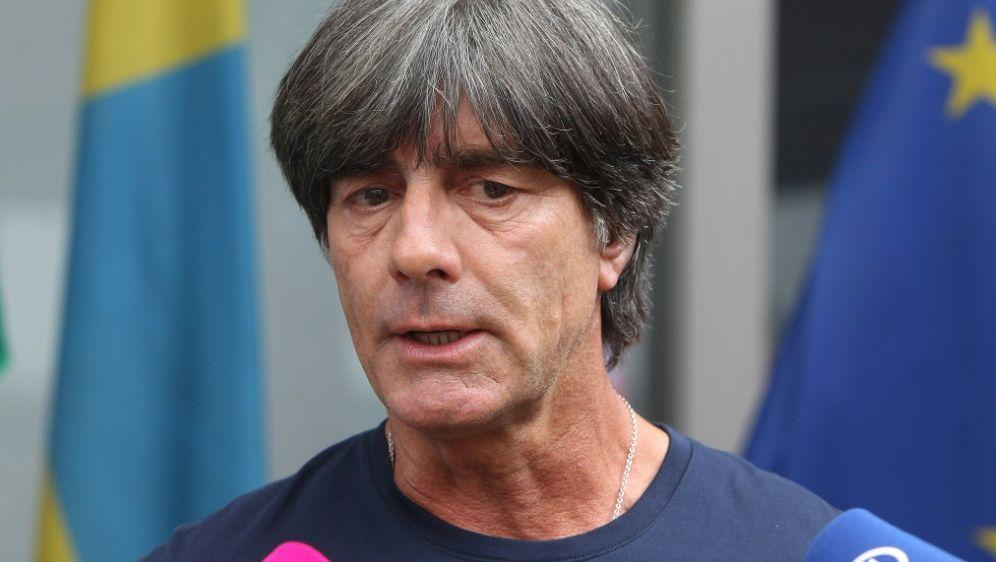 Joachim Löw hat der DFB-Führung seine Analyse vorgelegt - Bildquelle: AFPSIDDANIEL ROLAND