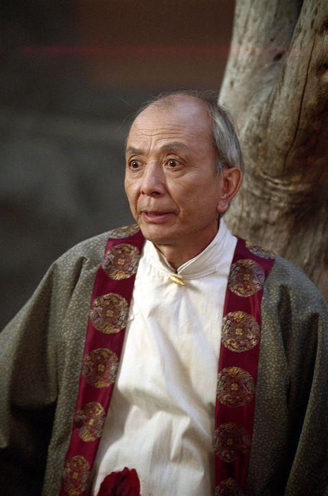 Yenlo hat seinen alten Meister, der Zen-Meister (James Hong), in das Land Limbo entführt, und weder Anling noch die Hexe finden heraus, wie sie dort... - Bildquelle: Paramount Pictures