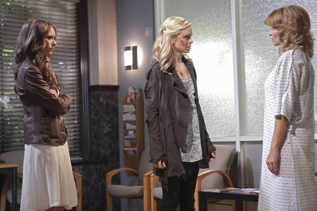 Wird es Melinda (Jennifer Love Hewitt, l.) gelingen, zwischen dem Geist von Gwen Collier (Amy Gumenick, M.) und ihrer Mutter (Gigi Rice, r.) zu verm... - Bildquelle: ABC Studios
