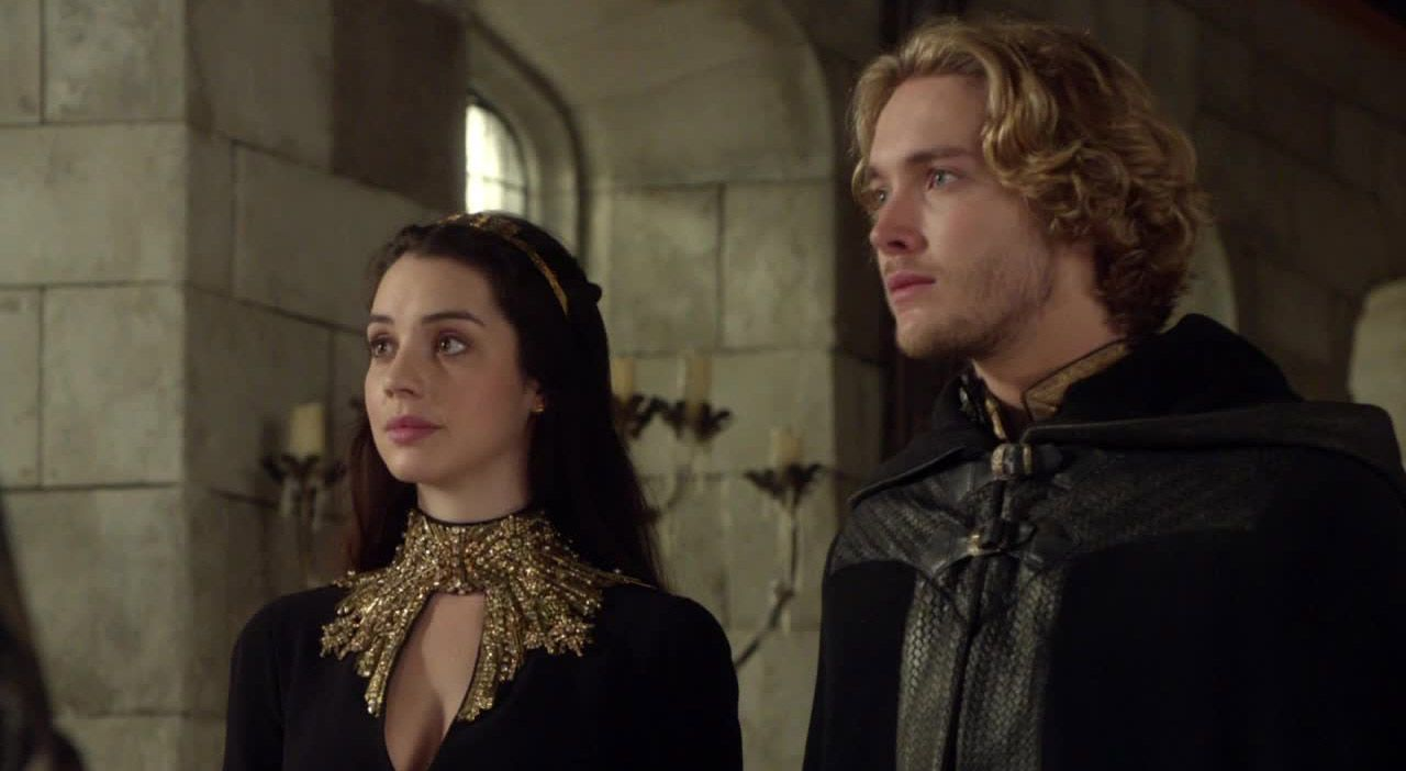 Königin und Prinz - Bildquelle: 2014 The CW Network. All Rights Reserved.