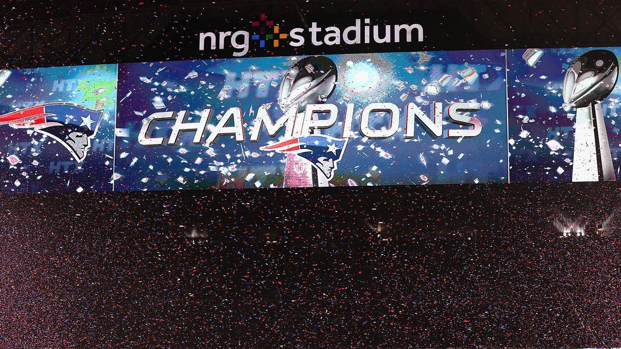 New England Patriots - Bildquelle: Getty Images
