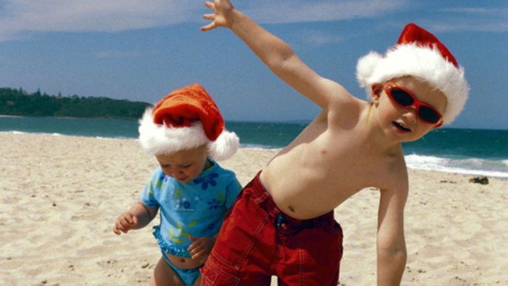 Weihnachtsurlaub mit Kindern - Bildquelle: dpa