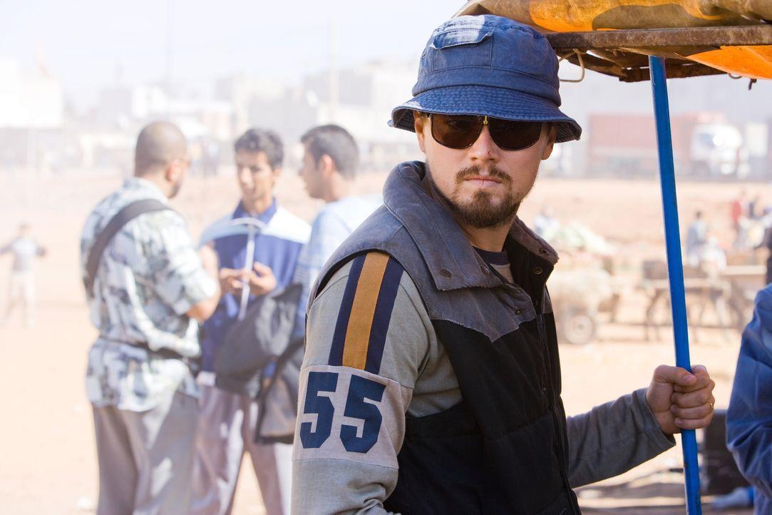 Wer für das Gute kämpft, muss häufig einen hohen Preis bezahlen: CIA-Agent Roger Ferris (Leonardo DiCaprio) ... - Bildquelle: Warner Brothers