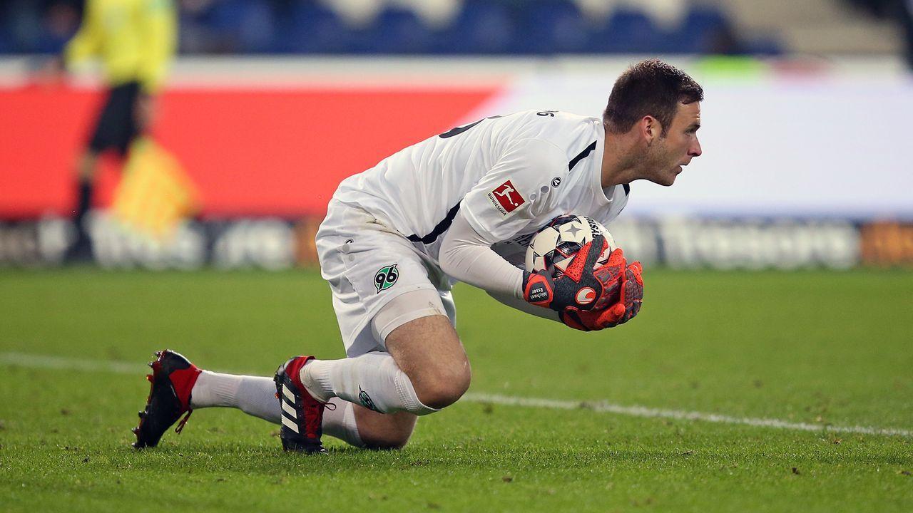 Michael Esser (Hannover 96) - Bildquelle: 2018 Getty Images