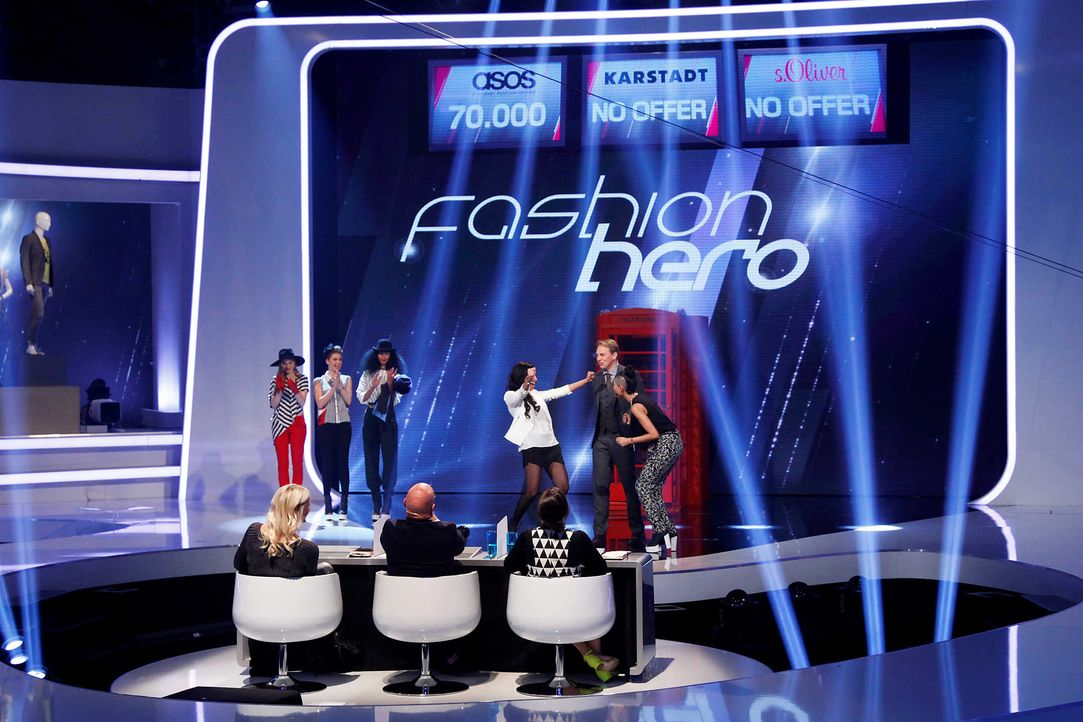 Fashion-Hero-Epi06-Show-42-Richard-Huebner - Bildquelle: Richard Huebner