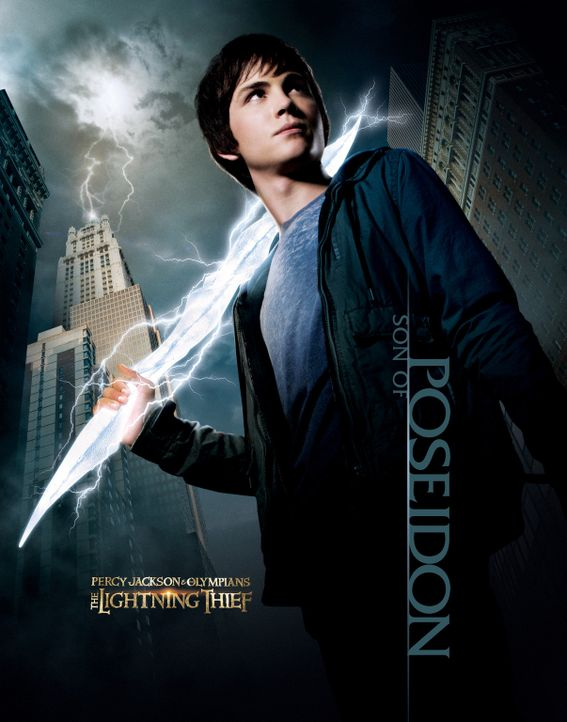 PERCY JACKSON - DIEBE IM OLYMP - mit Logan Lerman als Percy - Bildquelle: 2010 Twentieth Century Fox Film Corporation. All rights reserved.