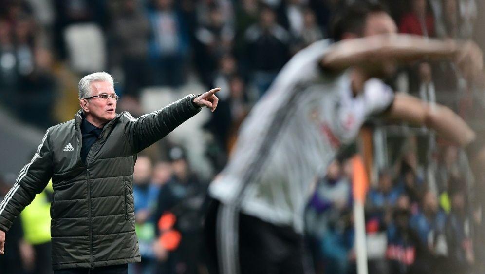 Elfter Sieg in Folge mit Bayern für Jupp Heynckes - Bildquelle: AFPSIDOZAN KOSE