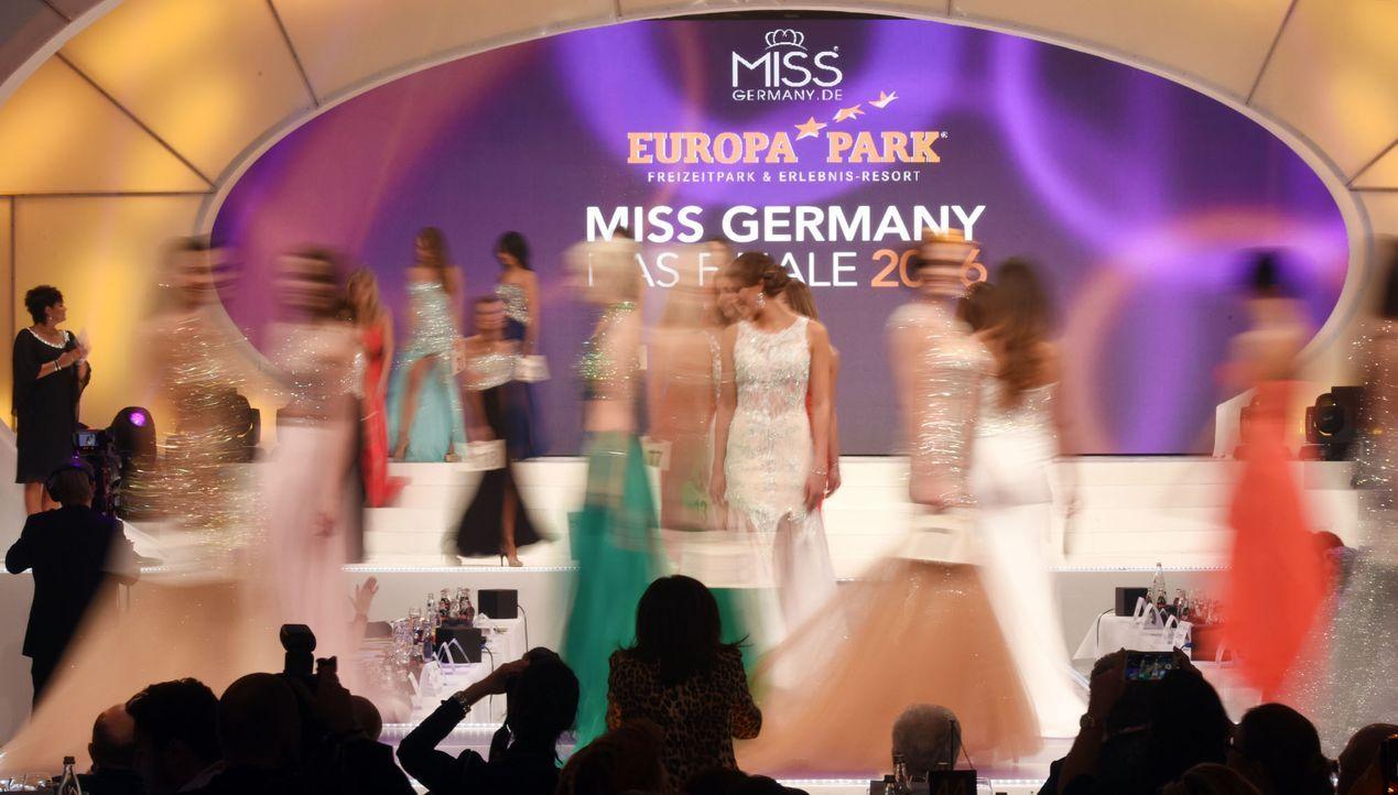 Miss-Germany-Gewinnerin-Teilnehmer-dpa - Bildquelle: dpa