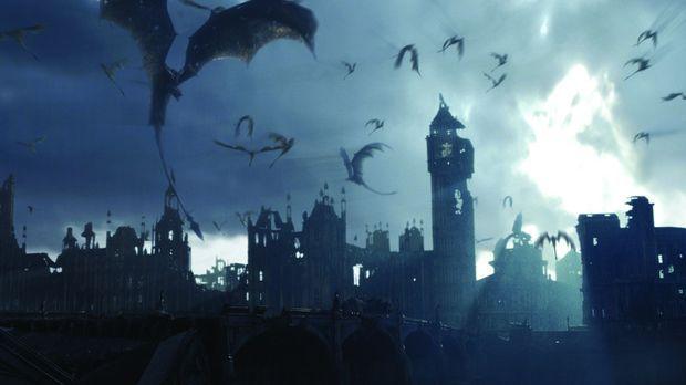 Die Herrschaft des Feuers - Entfesselte Drachen legen London in Schutt und As...