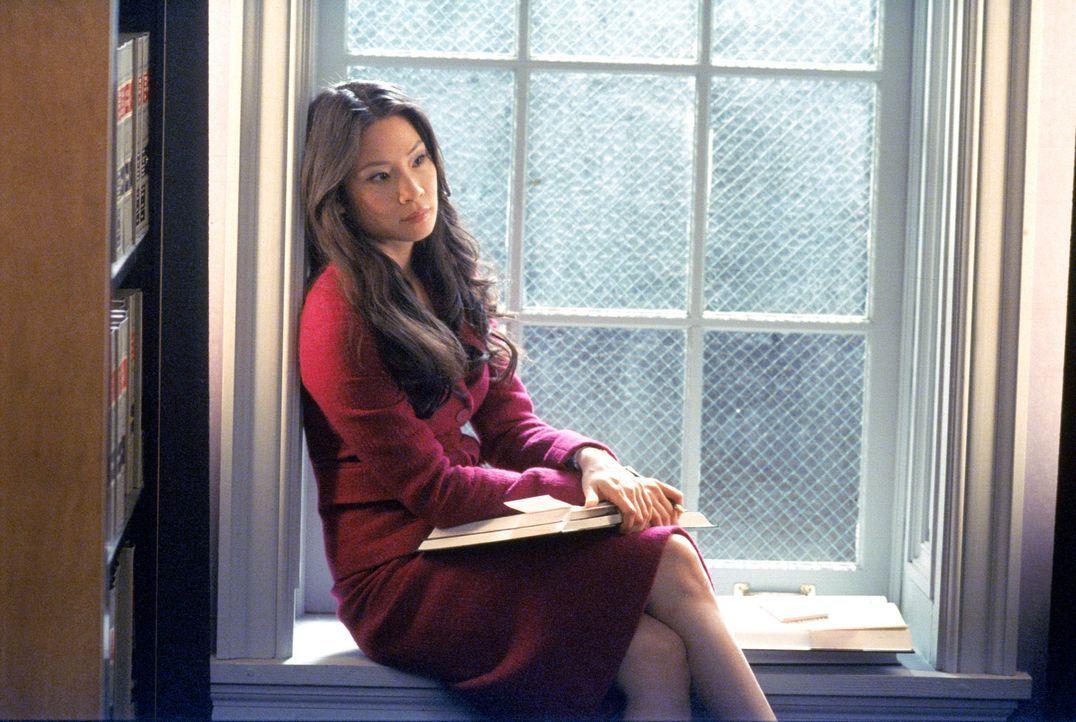 Noch ahnt Ling (Lucy Liu) nicht, was für Folgen eine personelle Veränderung in der Kanzlei haben wird ... - Bildquelle: 2001 Twentieth Century Fox Film Corporation. All rights reserved.