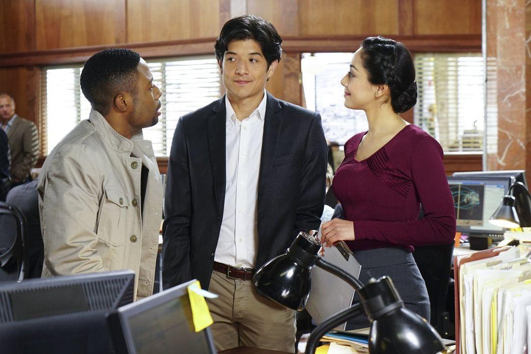 Detective Lee (Jon Foo, M.) versucht in den USA eine chinesische Verbrecherorganisation zu zerschlagen, die seine Schwester auf dem Gewissen hat. Ge... - Bildquelle: Warner Brothers