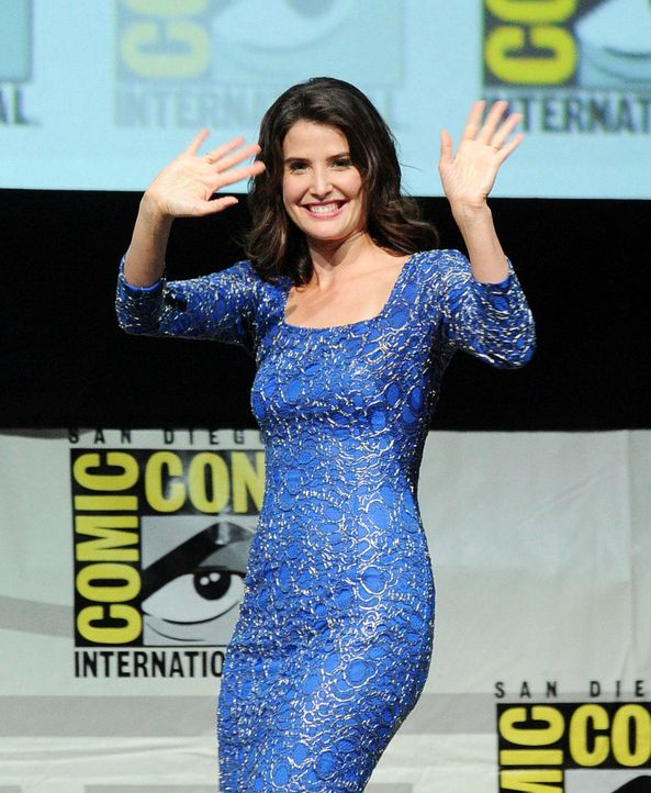 Comic-Con-Cobie-Smulders-13-07-20-getty-AFP.jpg 1035 x 1261 - Bildquelle: getty-AFP