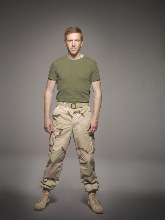 (1.Staffel) - Auf welcher Seite steht er im Kampf gegen den Terrorismus: Nicholas Brody (Damian Lewis) ... - Bildquelle: 20th Century Fox International Television